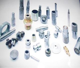 Cina Custom Stainless Steel Precision Turned Parts Small Size For Automation Equipment pemasok